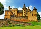 Puzzle chateau dordogne