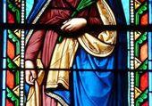 Vitrail Sainte Blandine de Lyon