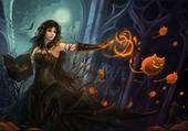 Jolie sorcière