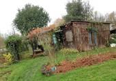 vieille cabane