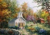 jolie petite église