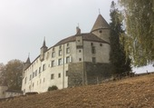 Château d'Oron/Vaud/CH