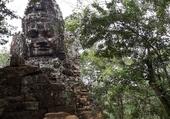 visage d'angkor