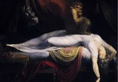 John henry Fuseli: Nightmare