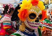 Hallowen au mexique