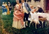 Tea time - F. Andreotti