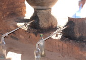 Distillerie artisanale