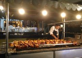 barbecue a ASIATIQUE BANGKOK