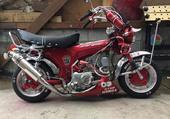 HONDA ST 50