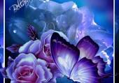 Puzzle un joli papillon