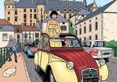 Margot - dessin Olivier Marin
