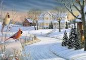 v'la l'hiver