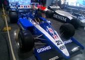 F1 LIGIER GS27 ANNEE 1986