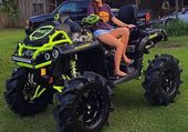 QUAD CAN AM