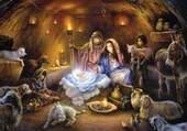 Puzzle Superbe Nativité