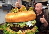 Burger maxi