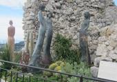 Jardin exotique à Eze
