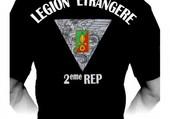 Armée Française  Tee-shirt Légion
