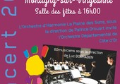 affiche concert montigny