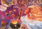 La fleur de bulles