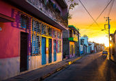 Puzzle Cuba tout en couleurs