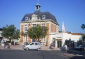 Mairie de fouras 17