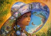 Le chapeau des lieux intemporels