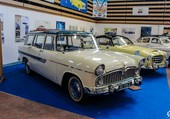 SIMCA VEDETTE MARLY 1959