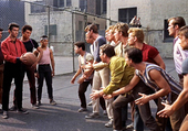 West Side Story - Jets vs Sharks
