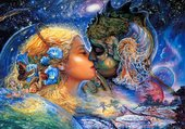 Baiser cosmique