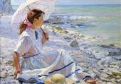 D'Alexander Averin (peintre russe)