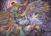 Puzzle Les danseurs-dragons