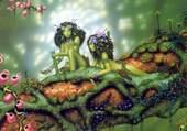 Natives d'une étrange forêt
