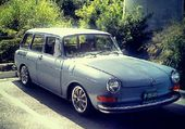 VW WAGON 1960