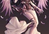 Puzzle Manga Ange
