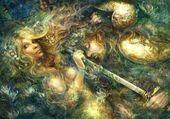 La Dame du Lac reprend Excalibur