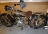 Motobécane D 45 S 1952
