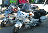 1800 GOLDWING POLICE