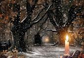 Puzzle Tombe la neige