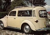 VW COCCINELLE WAGON