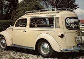 VW COCCINELLE WAGON