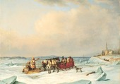 Le Pont de glace,