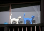 Puzzle Par la fenêtre