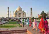 Le Taj-Mahal en Inde