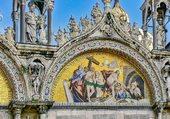 Mosaïque, basilique Saint-Marc, Venise