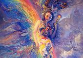 Iris, la gardienne de l'arc-en-ciel