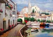 Provence port