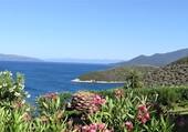 Grèce près de volos