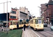 Puzzle tramway