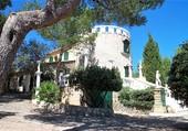 Puzzle villa romantique
